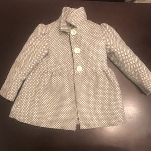 Other - Girls 4t Pea Coat
